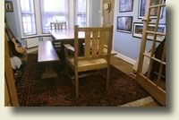 Bespoke furniture - Oak Dining Suite